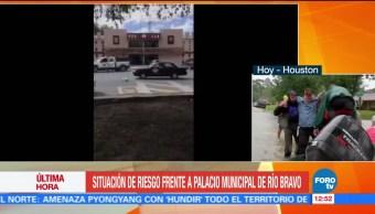 Reportan, situación, riesgo, Tamaulipas