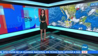 Clima Tres Daniela Alvarez Smn Temporal De Lluvias