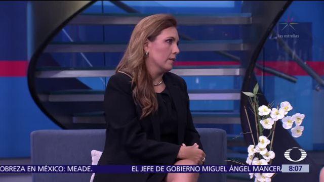 Gabriela León, mexicana, nanobiomolécula