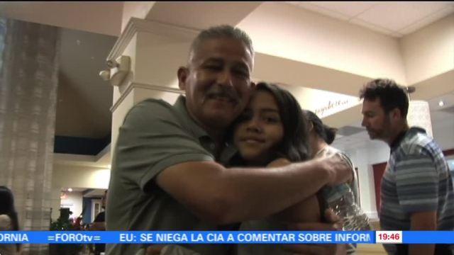 En libertad inmigrante mexicano detenido en California