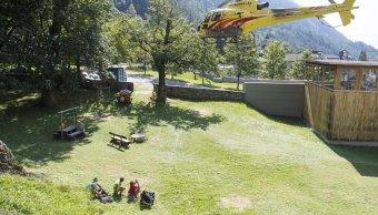 Continúan desaparecidas ocho personas tras avalancha en Suiza