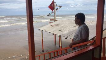 Segob recomendaciones efectos del huracán 'Harvey'