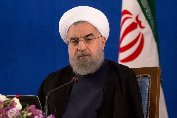 Rohani garantiza que Irán no violará acuerdo nuclear, pero responderá a EU