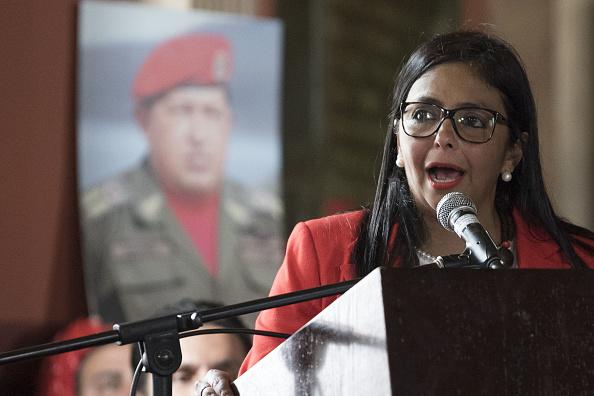 Delcy Rodríguez presidirá la 'Comisión de la Verdad' en Venezuela