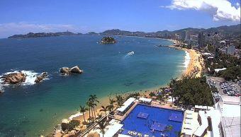 acapulco derrama superior dos mmdp vacaciones