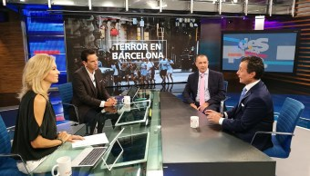 Alberto Peláez y Mauricio Meschoulam en Despierta con Loret