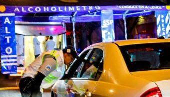 alcoholimetro cumple 14 anos ciudad mexico