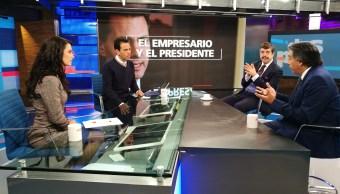 Alexandra Zapata, Gabriel Guerra y Gerardo Esquivel en Despierta