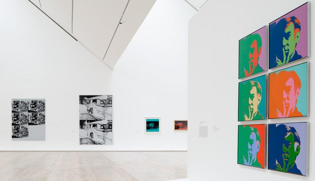 Andy Warhol, Molotov. Guía FOROtv de fin de semana, cultura
