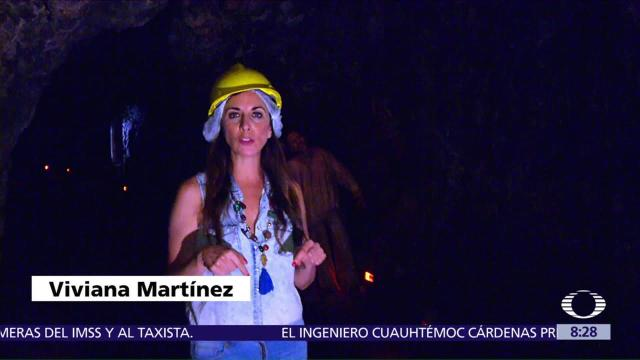 Antro, interior, mina, Zacatecas