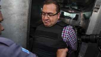 Javier Duarte, Huelga de Hambre, Veracruz, Javier Duarte Noticias, Kilos