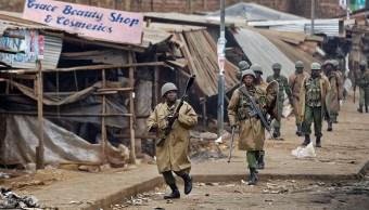 Gobierno de Kenia advierte que no tolerará protestas violentas