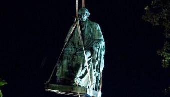 Maryland retira estatua de juez que ratificó la esclavitud en 1857
