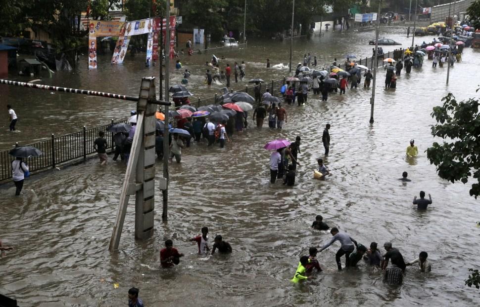 Inundaciones, Asia, Lluvias, Monzón, nepal, india, Bangladesh