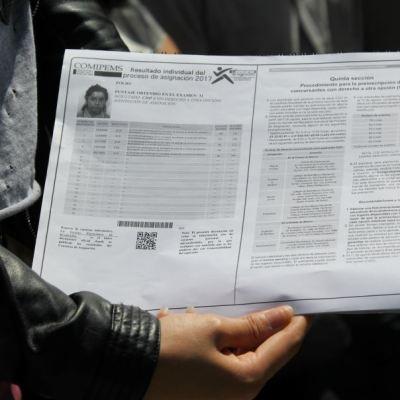 Aspirantes a la UNAM reciben resultados correctos y se inscriben al bachillerato