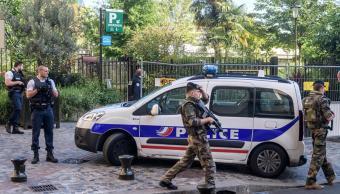 fiscalia antiterrorista investiga atropellamiento militares Levallois Perret