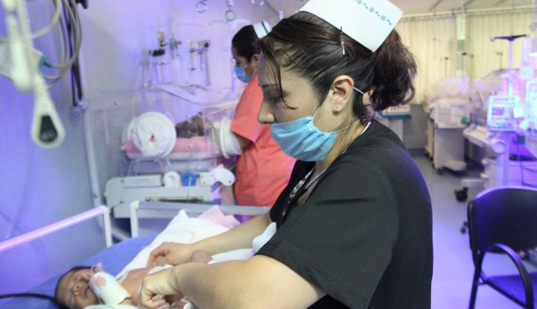 Atiende IMSS a bebés prematuros con retinopatía y ceguera