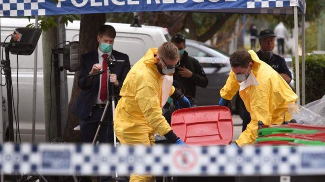 Atentado frustrado avión Australia fue dirigido Estado Islamico