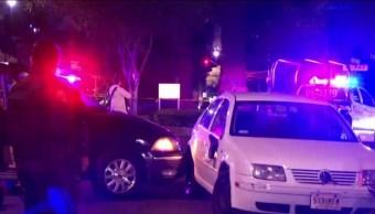 Balacera en Lomas de Chapultepec deja un muerto y tres heridos