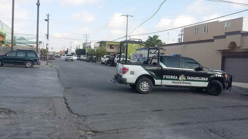 Se registra balacera y bloqueo en Reynosa, Tamaulipas; autoridades emiten alerta