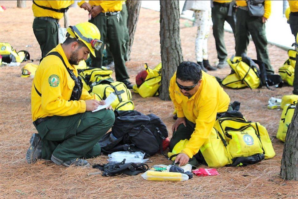 Brigadistas mexicanos viajarán a Canadá para combatir más de 500 incendios forestales