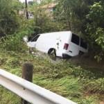 Hallan muerta a familia hispana en camioneta inundada por 'Harvey'