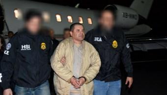 'El Chapo' recibe la primera visita familiar