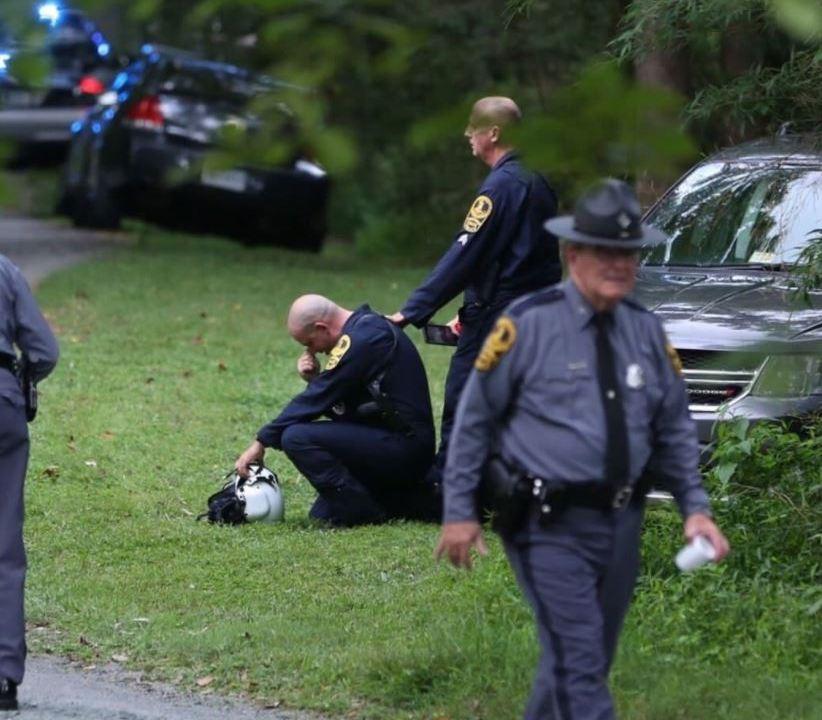 estados unidos charlottesville helicoptero policia viriginia