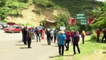habitantes chichihualco guerrero buscan policia comunitaria