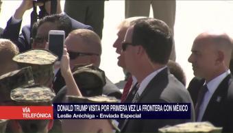 Cientos Protestas Contra Trump Arizona Leslie Arechiga Enviada Especial