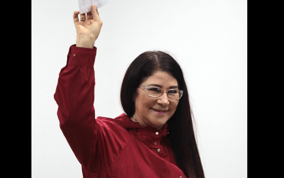 Cilia Flores, esposa de Maduro y primera dama de Venezuela