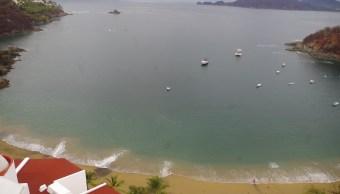Lluvias en Colima por humedad en Pacífico