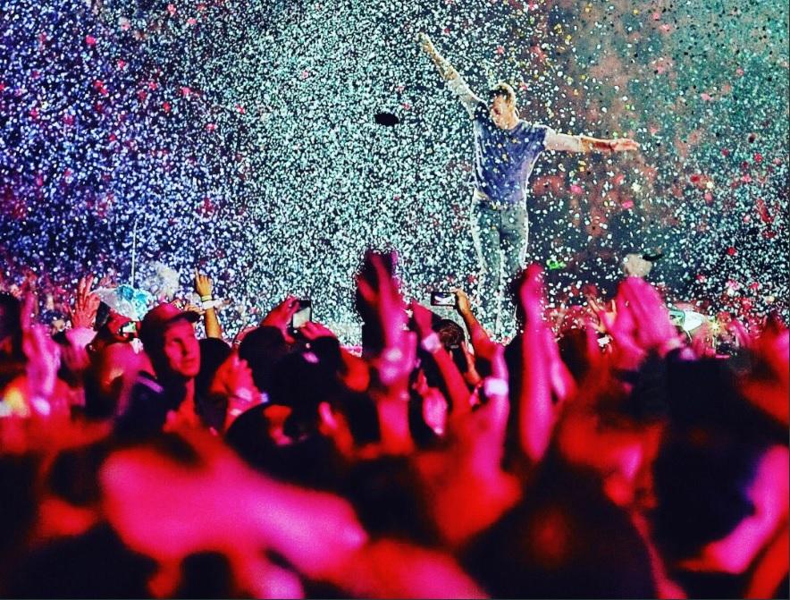 Coldplay dedica cancion a los daminificados de houston