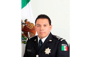 Nuevo coordinador regional de la PF en Veracruz