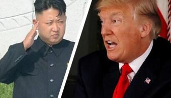 Trump se enfrenta a crecientes amenazas nucleares con Corea del Norte