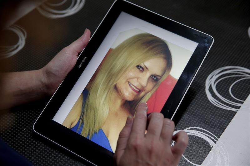 Confirman la muerte de pilar garrido en tamaulipas