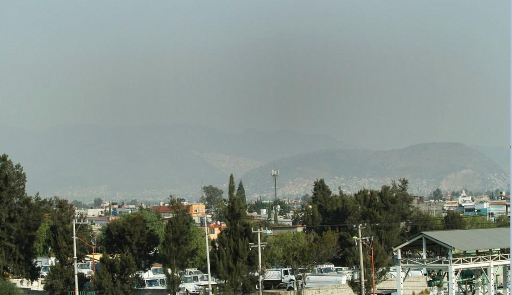 Mala, la calidad del aire en tres municipios mexiquenses y en Tláhuac, CDMX