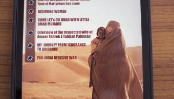 Talibanes en Pakistan lanzan revista femenina