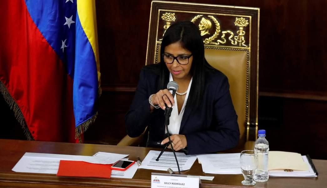 Asamblea Constituyente toma control poderes publicos Venezuela