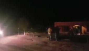 Desalojan a familias en Sonora por fuga de gas