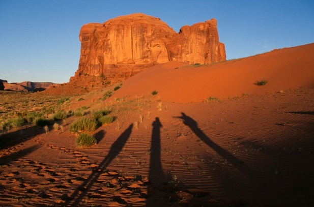 amanecer arena desierto arizona estados unido