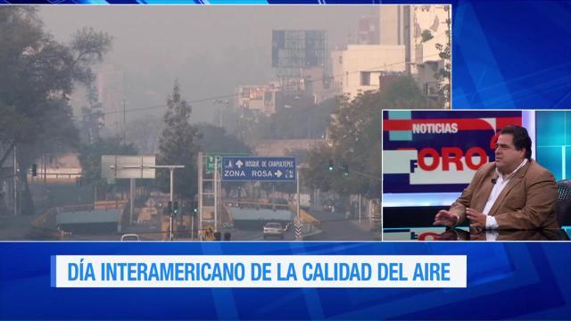 Dia Interamericano Aire Francisco Bonilla