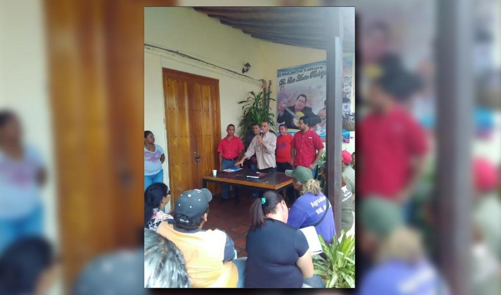 El diputado chavista Eustoquio Contreras crea grupo parlamentario