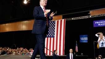 Donald Trump busca una reforma fiscal