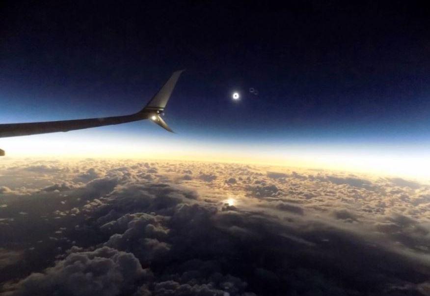 Eclipse 2017 En Houston >> La NASA estudiará el Sol durante el próximo eclipse total | Televisa News