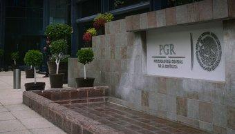 Edificio de la PGR en la Ciudad de México