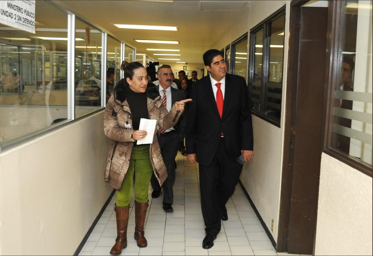 PGJCDMX cateó sede de delegación Tláhuac esta semana