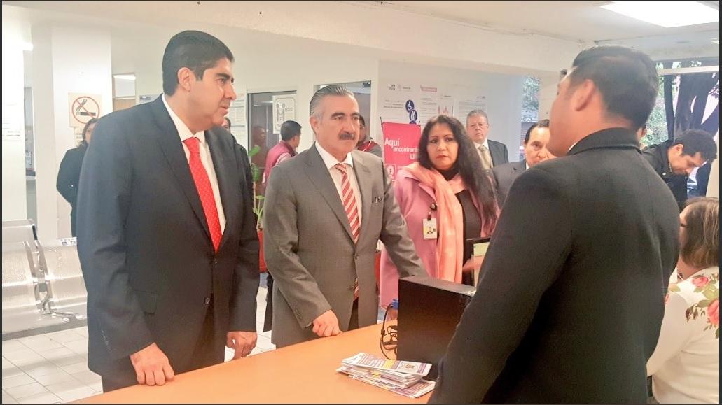 La PGJ de la CDMX anuncio una reorganización en sus funcionarios