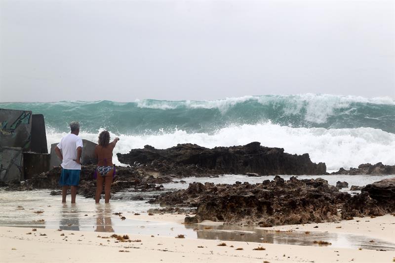 'Franklin' impactará Veracruz primeras horas jueves