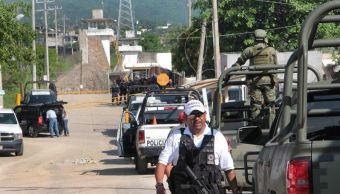 Ejército reactiva rondines de seguridad en 207 escuelas en Acapulco